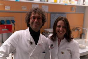Dottor Patelli e Dottoressa Prete e la loro attività LABOGalenico